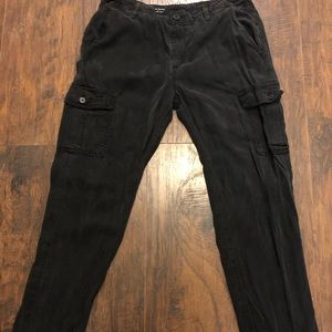 AG Adriano Goldschmied Black The Pepper pant 29R